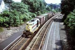 Erie Lackawanna Roustabout (ERIE1960) Tags: railroad train erie lackawanna