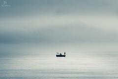Calma boirosa (jepiswell) Tags: goladelter calm fog catalonia costabrava seascape sea sky boira niebla