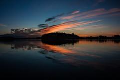 IMG_1847-1 (Andre56154) Tags: schweden sweden sverige wolke cloud himmel sky nacht night dmmerung dawn abendrot afterglow sonnenuntergang sunset schren archipelago ozean ocean meer sea wasser water reflexion spiegelung reflection