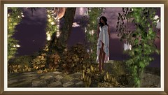 Feeling a little lost (stormyseas11) Tags: thelookingglass stormyseas sl secondlife virtual woman fantasy mystical lost