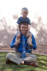20160327_Easter_0014.jpg (Ryan and Shannon Gutenkunst) Tags: carsongutenkunst easter ryangutenkunst backyard buttondownshirts dressup family grass portrait smile ties tucson az usa
