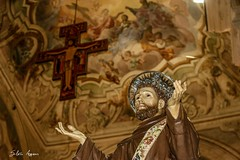 San Francesco d'Assisi (silvioazzaro) Tags: san francesco assisi caltagirone santa maria di ges frati minori francescani canon eos350d