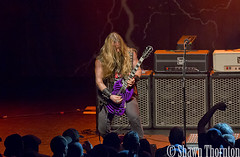 Zakk Sabbath - The Fillmore - Detroit, MI - 10/28/16