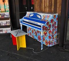 Street Piano Boston BAC (hansntareen) Tags: boston piano bac chain 2016 streetpianoboston