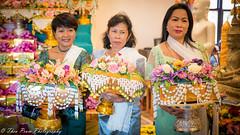 The trio faithfuls (kuntheaprum) Tags: buddhistcenterofnewengland taken buddhist tamron