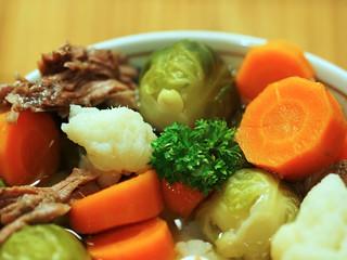 Gemüseeintopf - stew