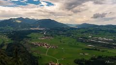 falkenstein (Ronny Gbler) Tags: allgu falkenstein rettenberg berge wiese wolken himmel felder blau grn wald alpen bayern germany alpsee