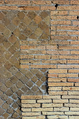 Ostia Antica (Jeannine DW) Tags: ancientrome bricks ruins ostiaantica
