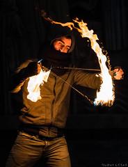 Bolas Ardentes (Csar D.H.) Tags: fire feu bolas jongleur