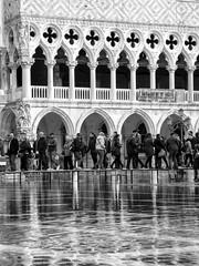 P1020811 (guidomoroni) Tags: venice venezia biennale water canal rome roma sanpietro cupola vatican navona