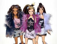 And then it's 4 a.m. (meike__1995) Tags: barbie mattel 2016 fashion show dolls christie teresa