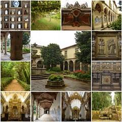 Braga I (Pedro Nuno Caetano) Tags: fdsflickrtoys portugal braga mosteirodesmartinhodetibes monastery journey mosaic