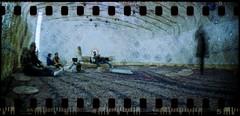 Kiasma: Ernesto Neto exhibition (Sanha Matas) Tags: sprocketrocket sprockets film helsinki kodakgold iso200 lomography