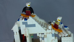 Brick Yourself Custom Lego Set Ski Slope 4