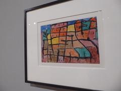 Paul Klee - Untitled 1940 (c_nilsen) Tags: sanfrancisco california digital digitalphoto sanfranciscomuseumofmodernart museum art painting paulklee