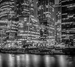 Moskva-city (Dmitry_Pimenov) Tags: moscow mosca moskva city cityscape citta urban light lights night building reflection russia architecture dipimenov dmitrypimenov skyscrapers blackwhite blackandwhite longexposure flickr дмитрийпименов архитектура москва город