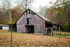 Old Barn - Dillard, Ga. (DT's Photo Site) Tags: barn vintage farm rabun georgia vanishing landscape country roads fall foliage south pasture
