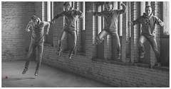 Jump Henry, jump!! (JP Korpi-Vartiainen) Tags: 20 finland itkonniemi kuopio pohjoissavo abandoned autumn boy female girl hyltty male man mies mill nainen nuoret nuori nuoriso people plant plywood storage syksy urbaani urbantehdas vaneritehdas varasto warehouse woman young youth itsuomenlni