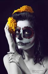 CATRINAS (Brenda Echeverria) Tags: catrina mexico photo photography brendaecheverria work makeup zacatecas photografo canon canonmexico