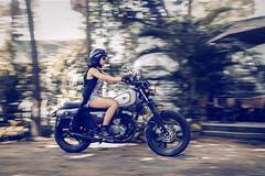 DeaChu 1 (ChuChuPhung) Tags: motorgirl