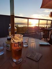 49th State Brewery - Anchorage (Giulia La Torre) Tags: anchorage alaska ak hotel diner restaurant america unitedstates usa 49thstate midnightsun soledimezzanotte mezzanotte midnight sun sunset tramonto
