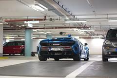 Kingfisher Blue. (Tim Riegelein) Tags: mclaren 675 lt 675lt 675ltspider mclaren675ltspider car cars carporn carspotter fast