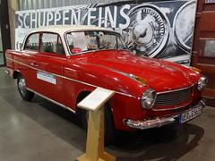 1959 Hansa 1100 (harry_nl) Tags: germany deutschland 2016 bremen schuppeneins hansa 1100 hcar