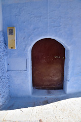 Another Chefchaouen door (T   J ) Tags: morocco chefchaouen sefasawan d750 nikkor teeje nikon2470mmf28 blue city medina