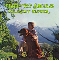 Time To Smile (Jim Ed Blanchard) Tags: lp album record vintage cover sleeve jacket vinyl weird funny strange kooky ugly thrift store novelty kitsch awkward private pressing god religion religious christian ricky tanner ogden utah dog mountain time smile