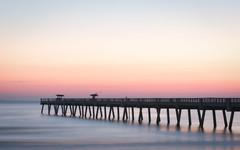 Jacksonville Beach (vter1) Tags: pier morning awn sea ocean florida