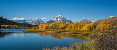 Grand Teton National Park (nebulous 1) Tags: grandtetonnationalpark grandtetonnp gtnp mountains river snakeriver landscape clouds wyoming nikon nebulous1 glene water trees reflections