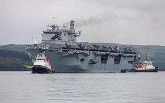 HMS Ocean 19th Sept 2016 #1