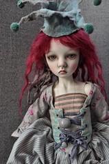 Momo by Dollstown, OOAK Val Zeitler (PrimaVera_ ) Tags: momo dollstown ooak valzeitler