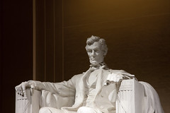 Lincoln Memorial @ Night  (15) (smata2) Tags: lincolnmemorial washingtondc dc nationscapital canon monument memorial postcard