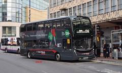 6788 National Express West Midlands (KLTP14) Tags: 6788 birmingham wolverhampton platinum adl enviro400 mmc 126 126e sn66wcm nxwm nationalexpress westmidlands