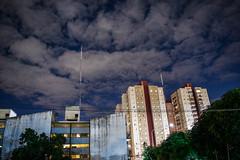 Before Storm (Jazmin Teng) Tags: cloud sky storm blue nikon night beautiful resistencia argentina kitlens lightroom longexposure chaco fantastic d5300 1855 star