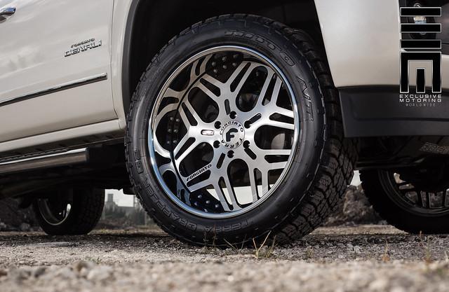 auto car lift miami wheels sierra kit custom denali exclusive doral gmc motoring fabtech forgiato