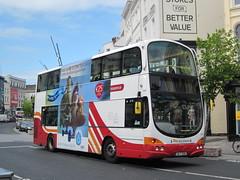 8853 20150602 Bus ireann 08-C-22951 (CWG43) Tags: ireland bus volvo wright b9tl busireann vwd8 08c22951