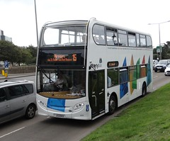 Libertybus 605 (Coco the Jerzee Busman) Tags: uk islands coach pointer nimbus ct solo jersey plus alexander dennis sr dart channel caetano enviro optare plaxton libertybus
