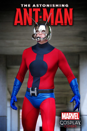 "Astonishing_Ant-Man_1_Cosplay_Variant • <a style=""font-size:0.8em;"" href=""http://www.flickr.com/photos/118682276@N08/20586551360/"" target=""_blank"">View on Flickr</a>"