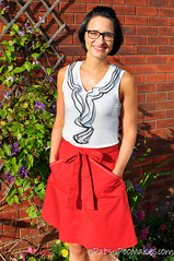 Miette Skirt (4) (PatsyPoo_) Tags: sewing skirt ttb miette wrapskirt