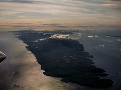 Islay and Jura (ccgd) Tags: islands scotland highlands argyll islay jura saab intheair 340 paps loganair flybe