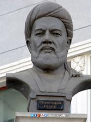 A bust of Abu Muhammad Muslih al-Din bin Abdallah Shirazi (Muhammad Tayyab Raza) Tags: iran bin bust shiraz abu muhammad saadi abdallah shirazi aldin a muslih saadishirazi abūmuhammadmuslihaldīnbinabdallāhshīrāzī