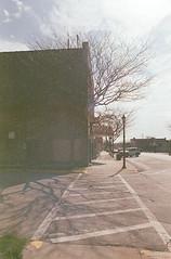 Garden Theater (3blondmice) Tags: film analog 35mm minolta michigan upnorth 201 frankfort srt puremichigan