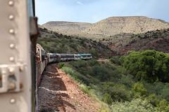 Verde Canyon Railroad (twm1340) Tags: railroad arizona verde train river tour scenic az canyon valley clarkdale