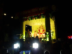 Bholenath mitra mandal. (Explore MANGALORE MUMBAI PUNE) Tags: mandal immersion mitra bholenath