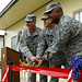 Grand opening of Logistics Support Team-Africa