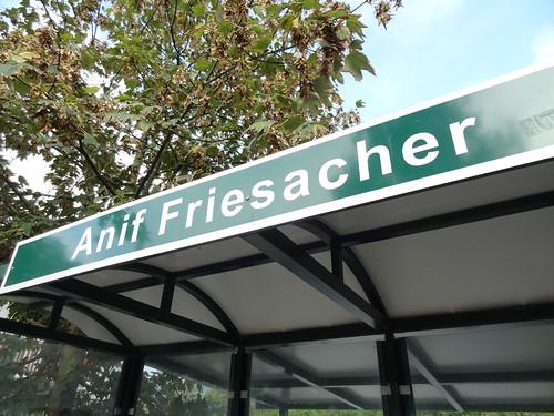 Anif village bus halt - Salzburg