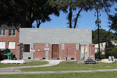 New  Bathrooms at the park, brickwork (babyfella2007) Tags: park jason project construction grant taylor restroom pard turpin ridgeland