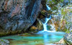 Stream of consciousness (Doomguy Photos) Tags: italy waterfall vertova